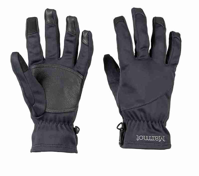 marmot connect evolution windstopper glove