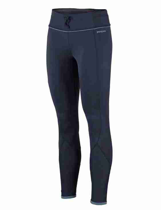 patagonia womens peak mission tights for running in the cold