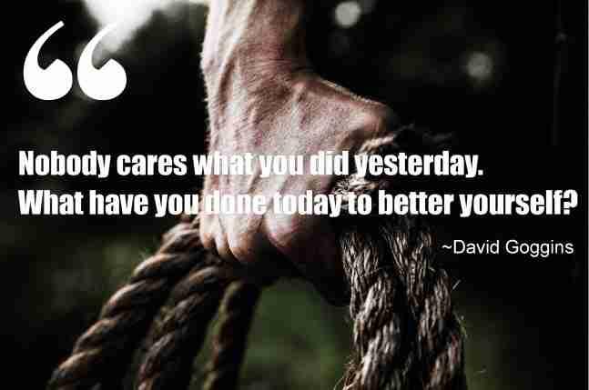 Top Motivational David Goggins Quotes