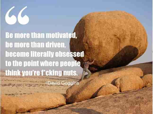 Inspirational Quotes By Navy Seal David Goggins