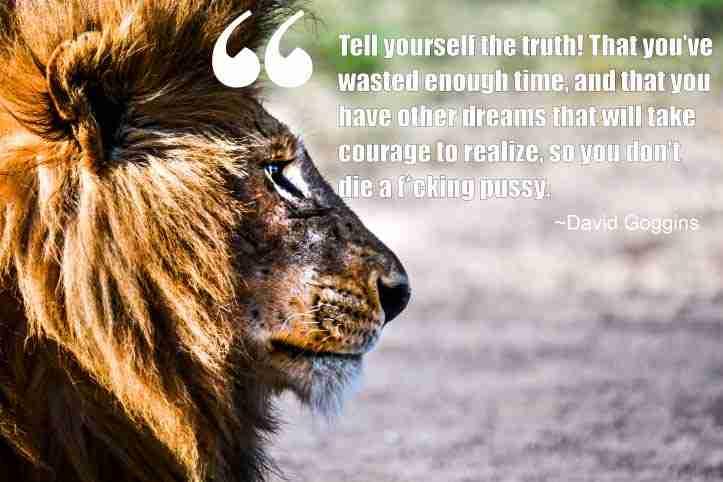 Top David Goggins Quotes