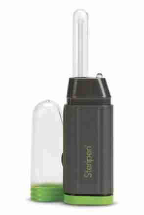SteriPen Opti UV water filter