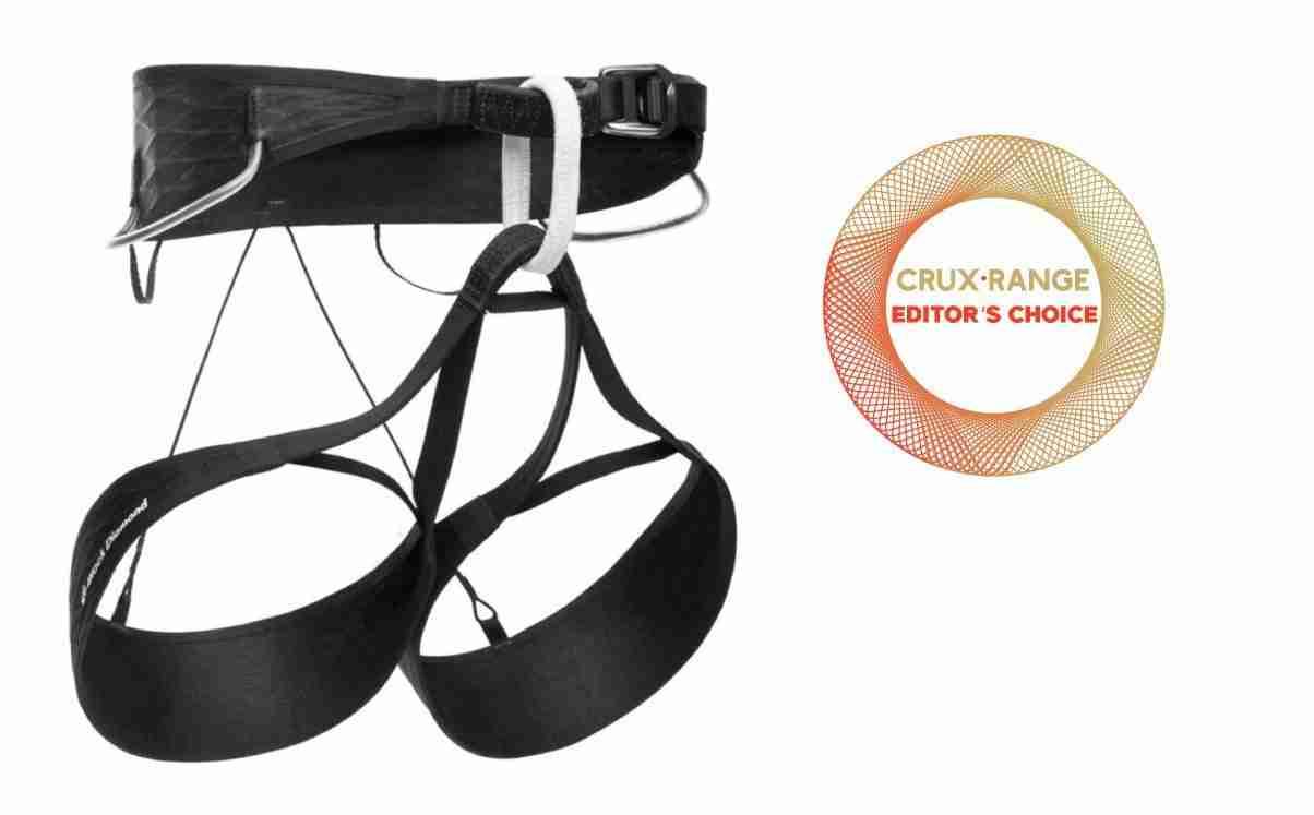 Best Gym Climbing Harness Black Diamond AirNet