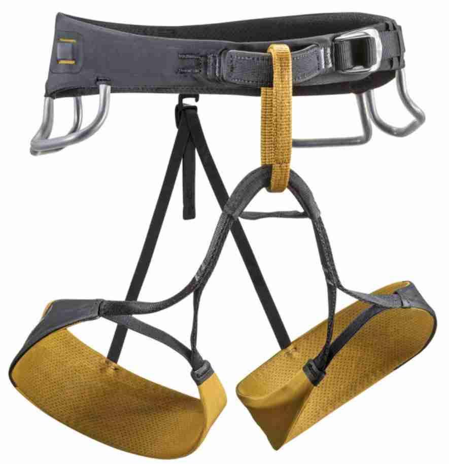 Black Diamond Zone Harness The Best Lightweight Sport Climbing Harness