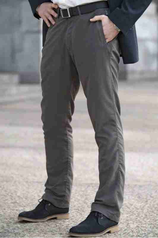 Anti Theft Business Travel Pants From Clothing Arts