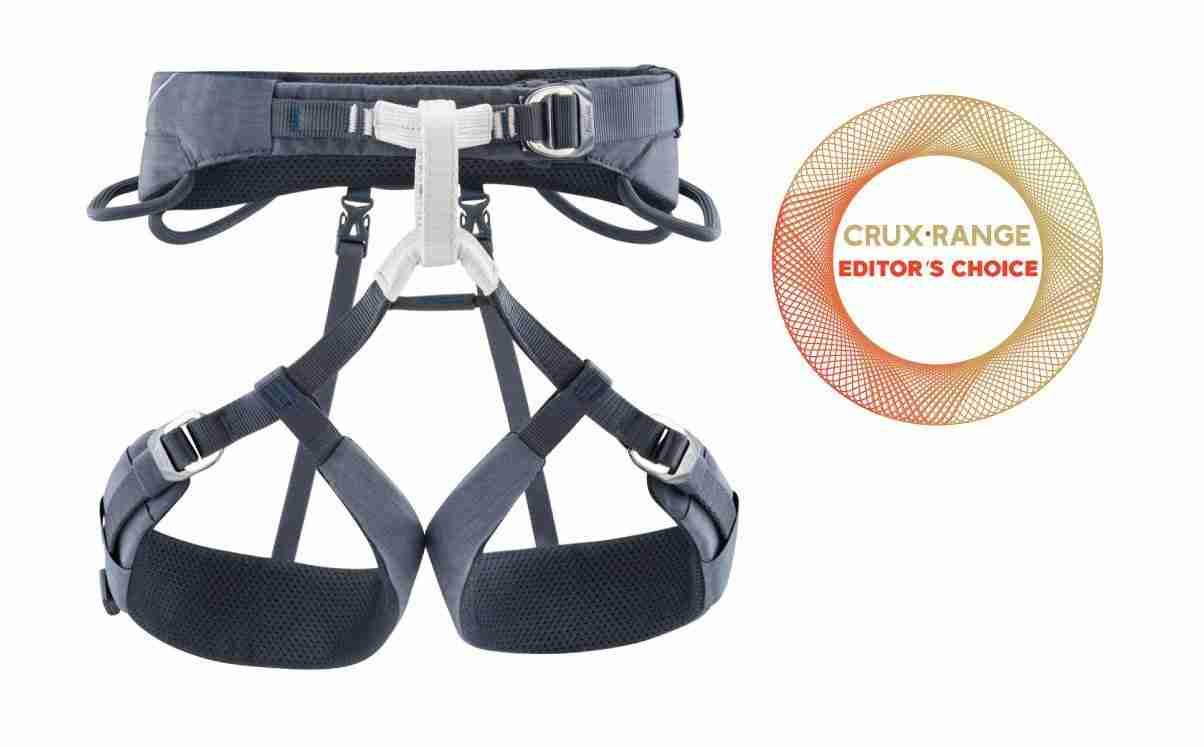Most Comfortable Climbing Harness Petzl Adjama