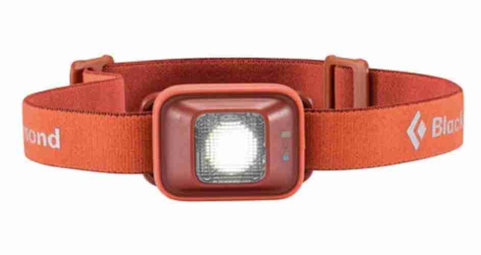 Iota Headlamp For Travel And Outdoors