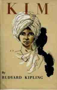 Kim The Best Travel Book By Rudyard Kipling