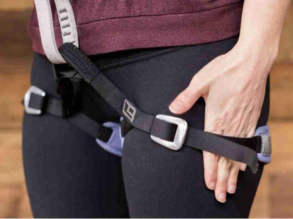 Sizing A Climbing Harness Leg Loops