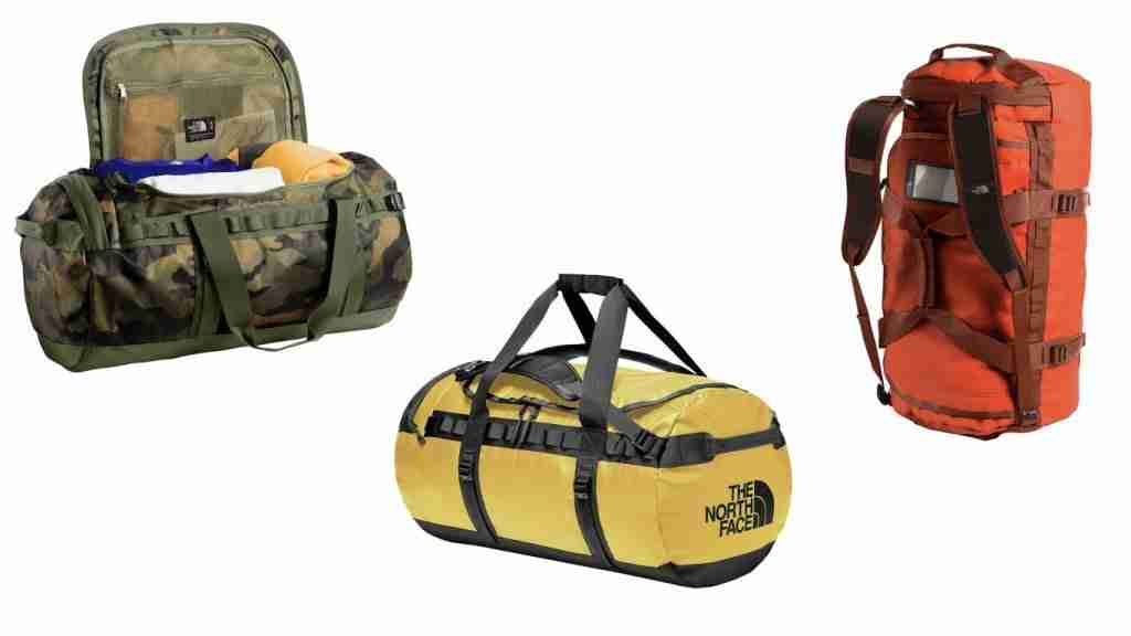 The North Face Base Camp Duffel Bag The Best Travel Duffel Bag