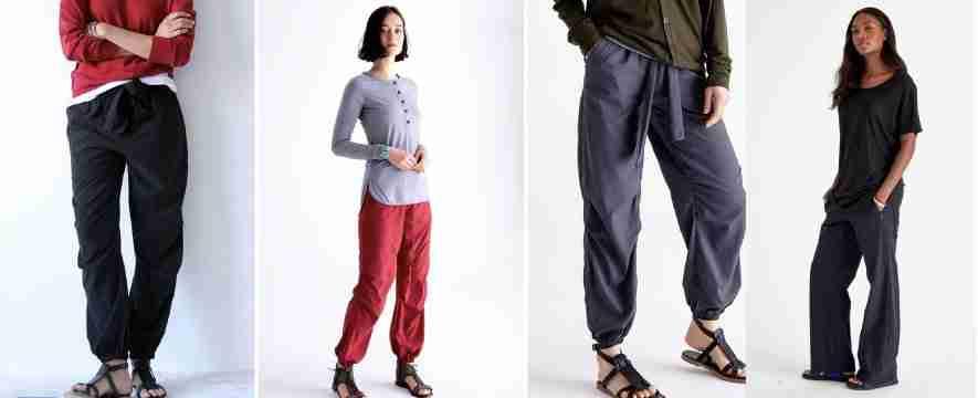 Pashko Stylish Anti Theft Travel Pants
