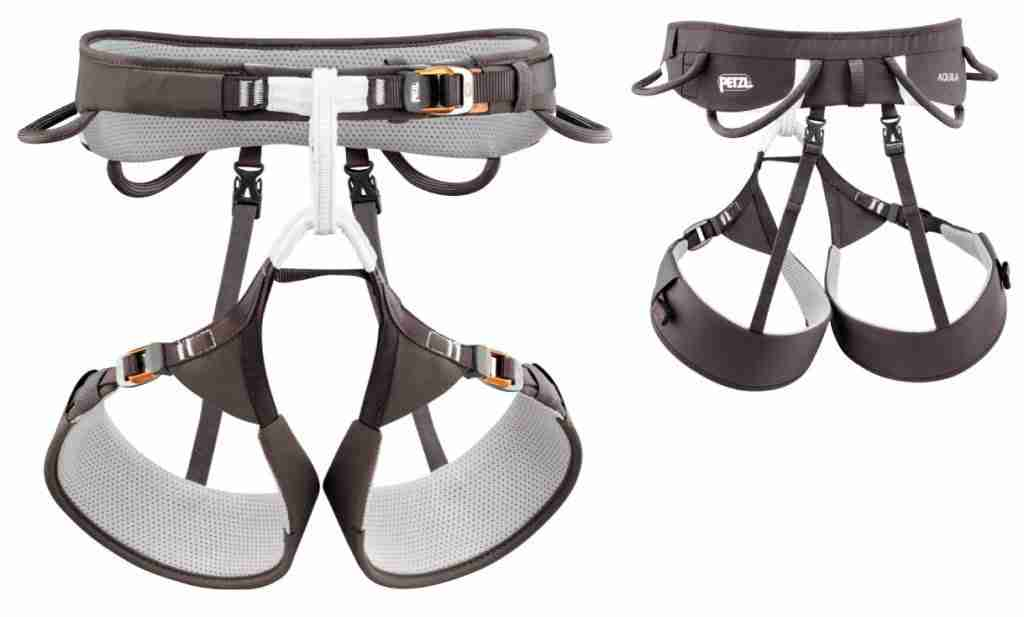 The Best All Around Trad Climbing Harness
