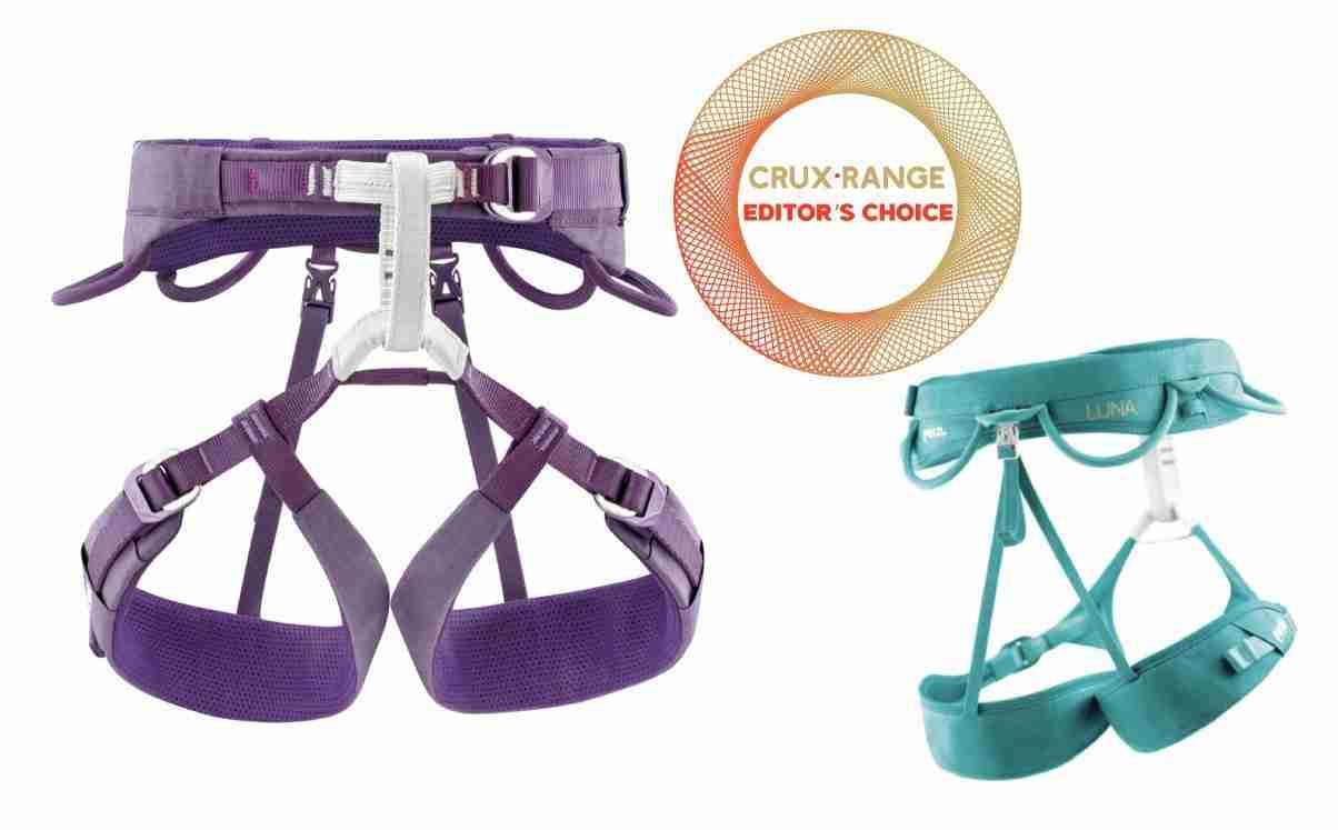Best Women's Climbing Harness Petzl Luna