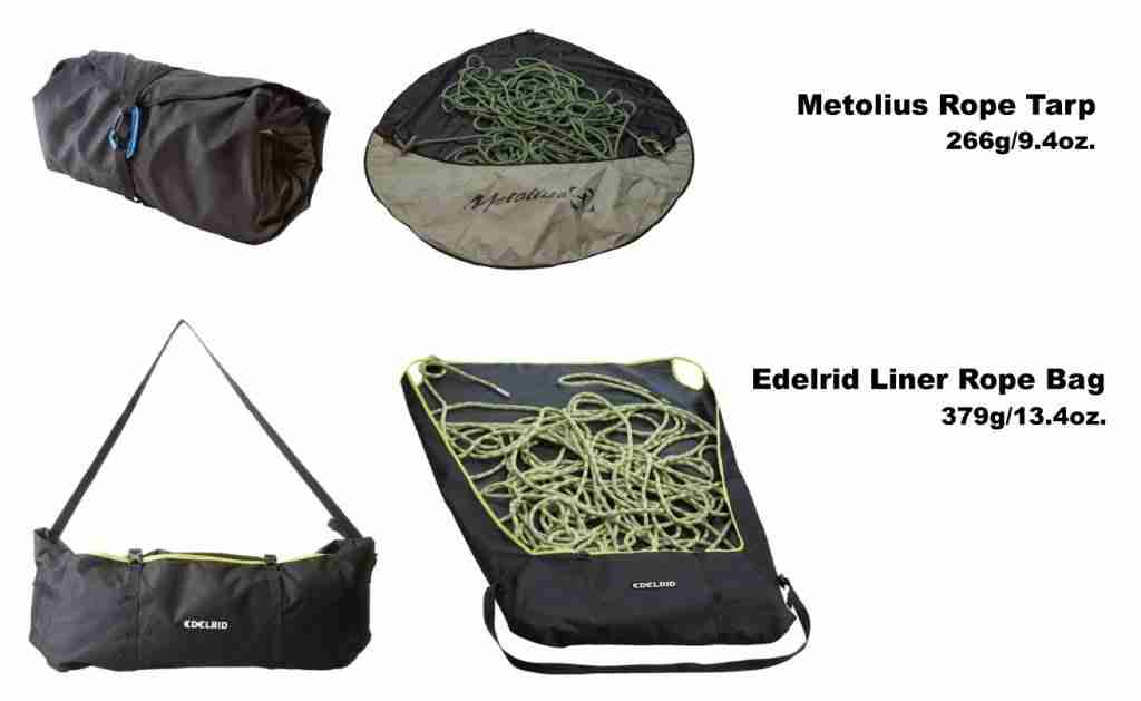 Outdoor Rope Bags For Climbing