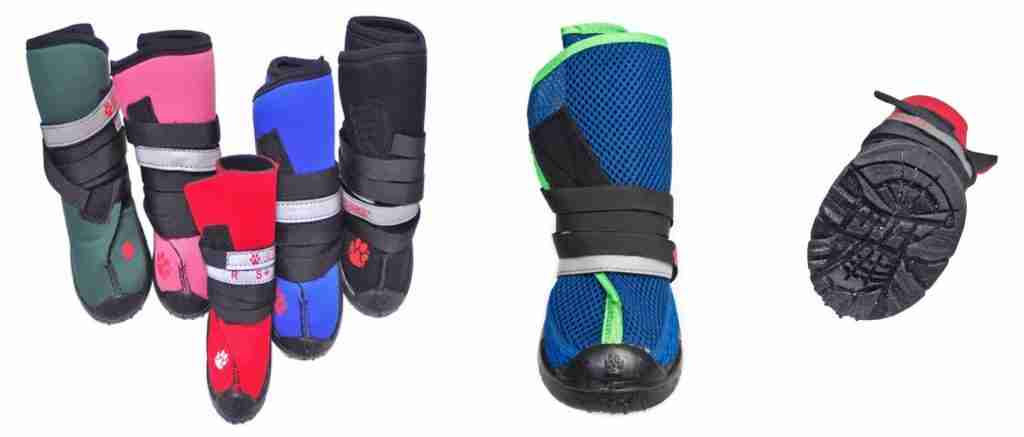 Neo-Paws The Best Dog Boots For Backpacking