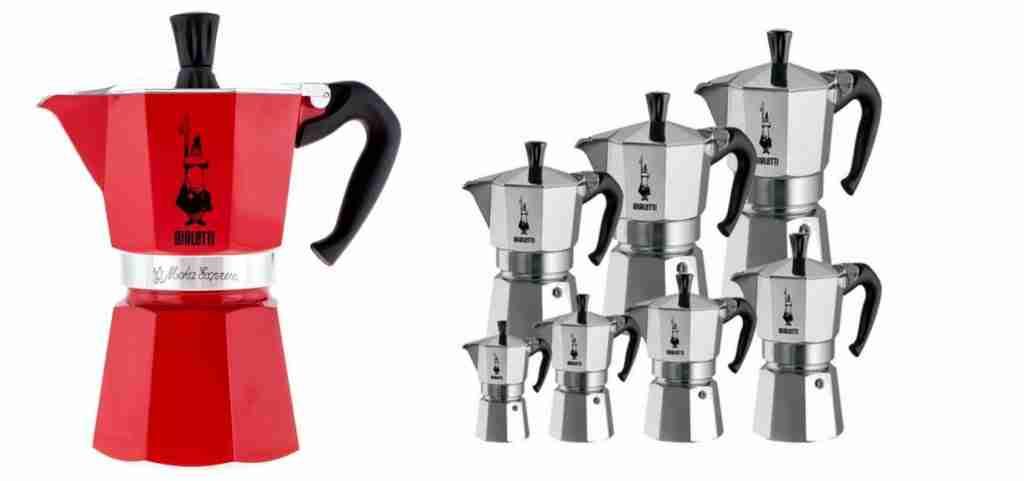 Bialetti Moka Express Camping Coffee Maker