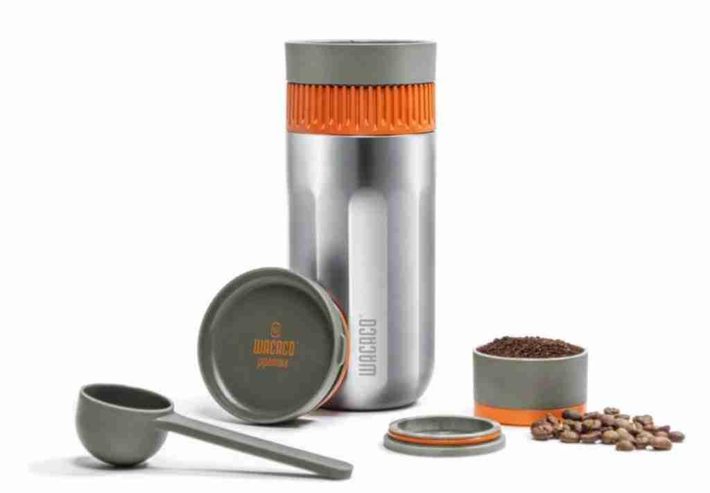 Pipamoka Coffee Press For Camping