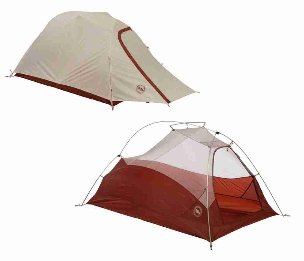 Big Agnes C Bar Backpacking Tent Under $200