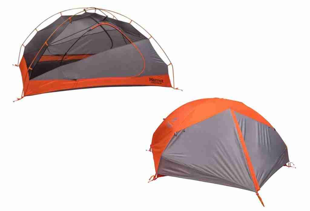 Best Budget Backpacking Tent Under $200 - Marmot Tungsten