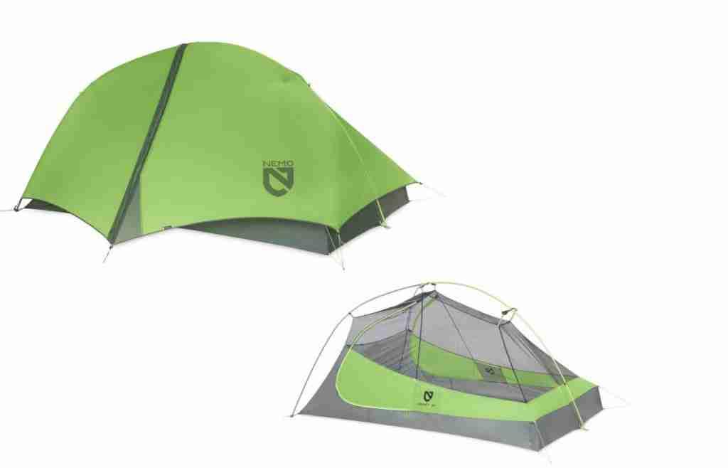 Nemo Hornet Ultralight Backpackint Tent