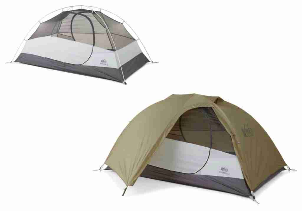 REI Passage 2 Person Budget Backpacking Tent