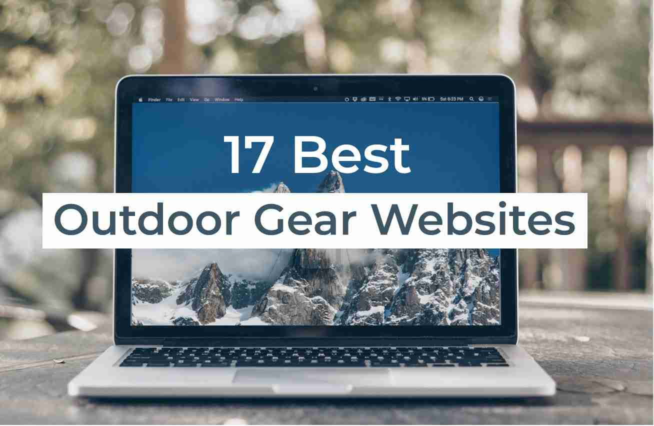 Best Outdoor Gear Websites