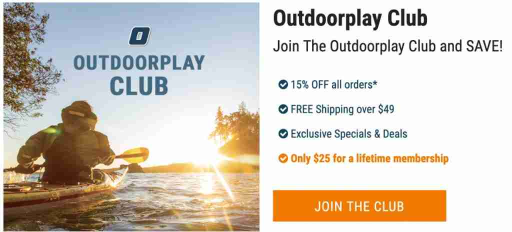 Outdoorplay Club For Discount Outdoor Gear