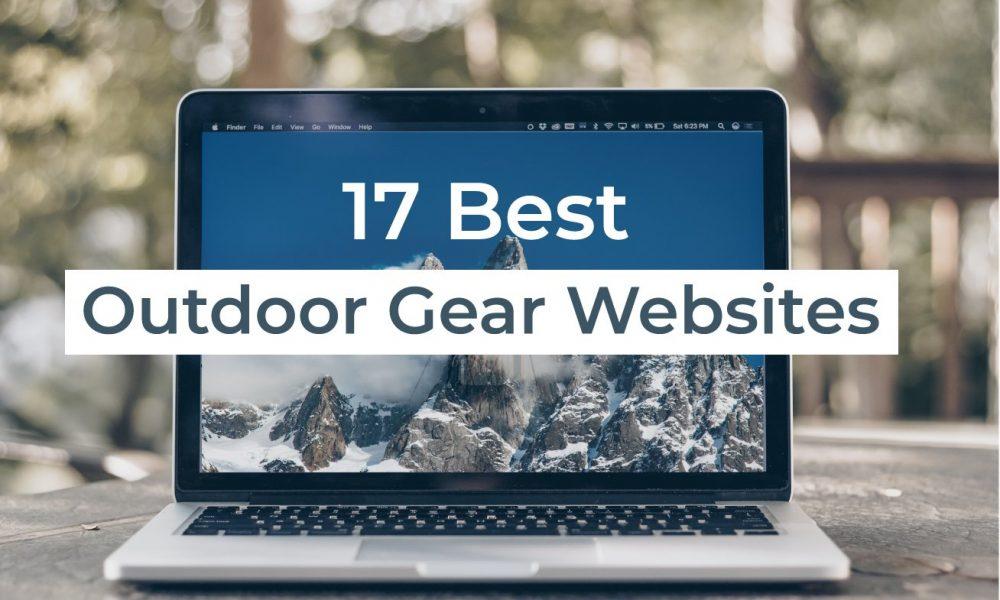 Best Outdoor Gear Websites