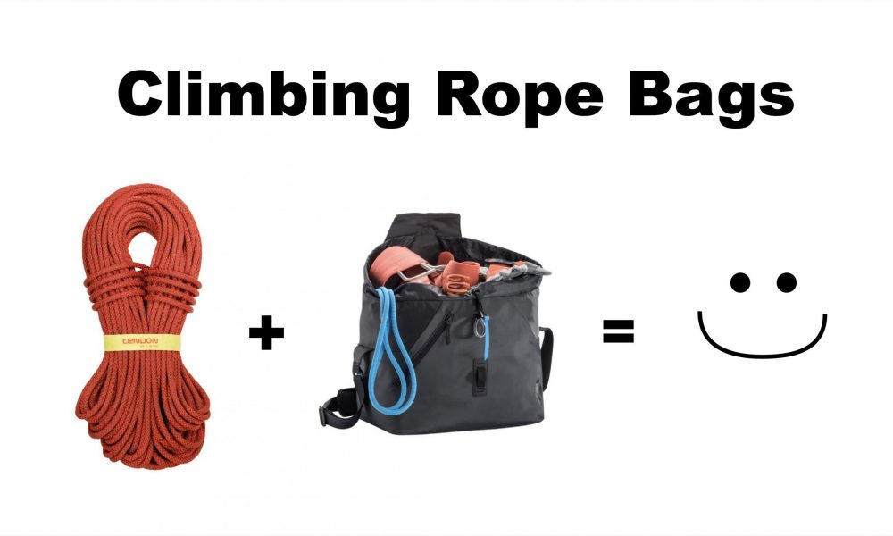 Why You Should Use Climbing Rope Bags